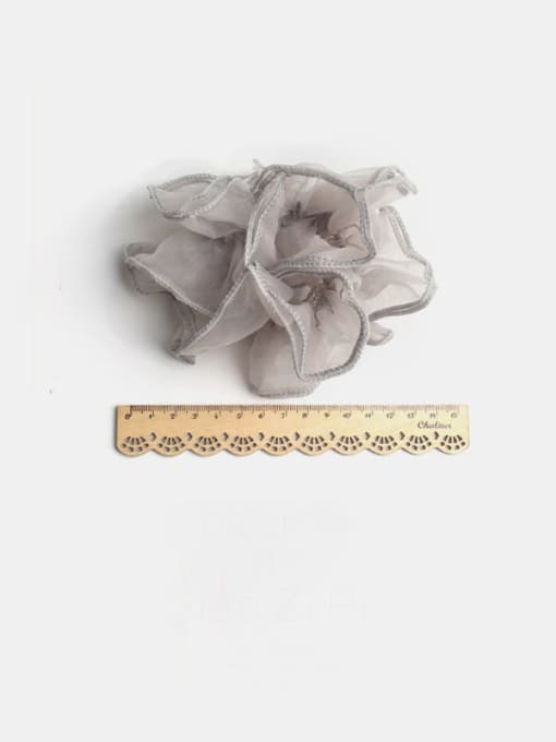 JoChic Yarn Minimalist Double-Layer Cuffed Large Intestine Ring 3