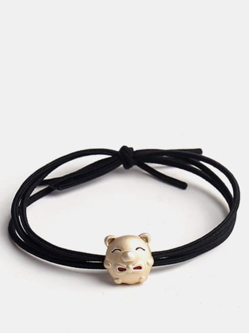 JoChic Alloy Cute Cat/Deer Hair Rope 0