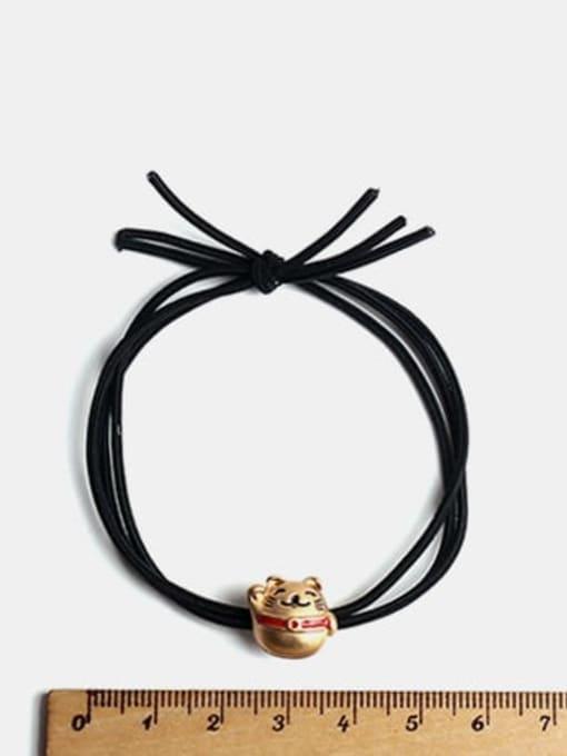 JoChic Alloy Cute Cat/Deer Hair Rope 2