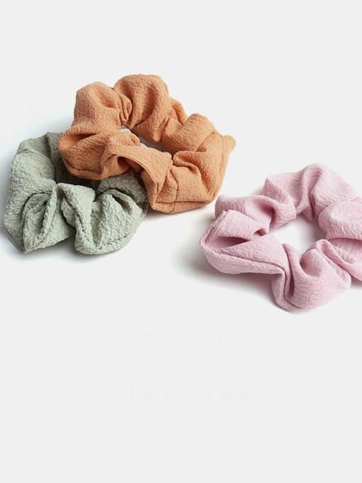 JoChic Minimalist Fabric  Hair Barrette 1