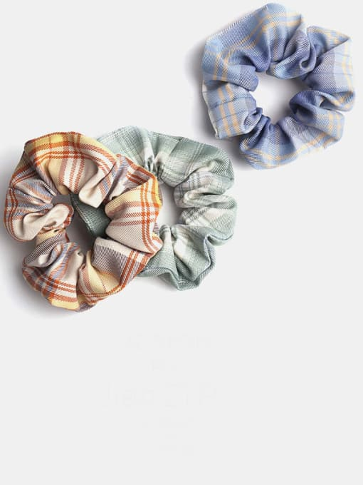 JoChic Minimalist Fabric  Hair Barrette 0