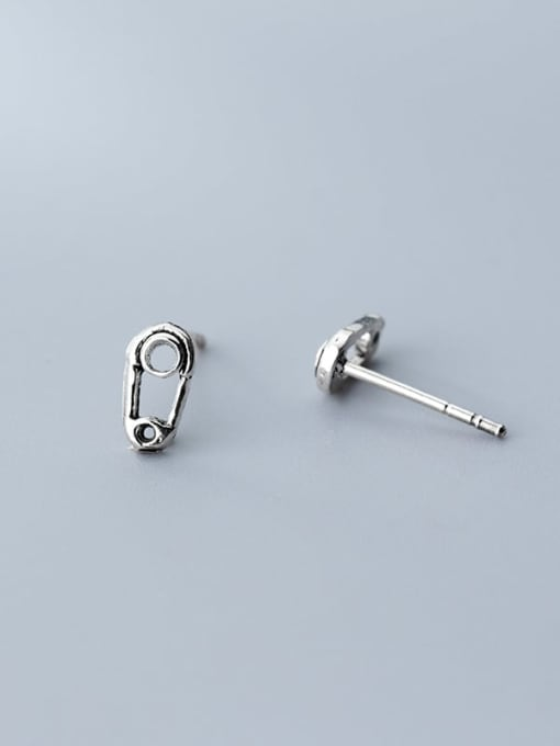 Rosh 925 Sterling Silver Irregular Minimalist Chain 4