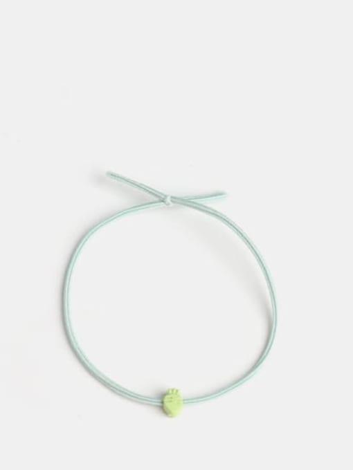 Green radish Cute Hair Rope