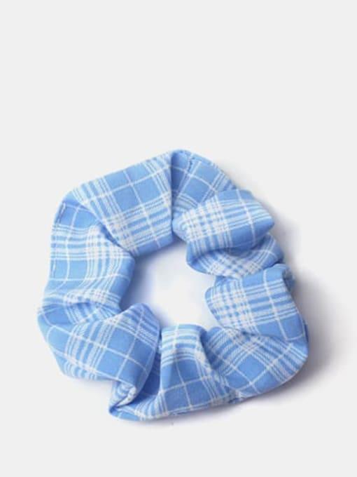 JoChic Fabric Minimalist Multi Color Hair Barrette 2
