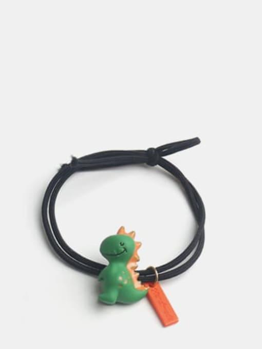 Smiling dinosaur Cute Dinosaur Hair Rope