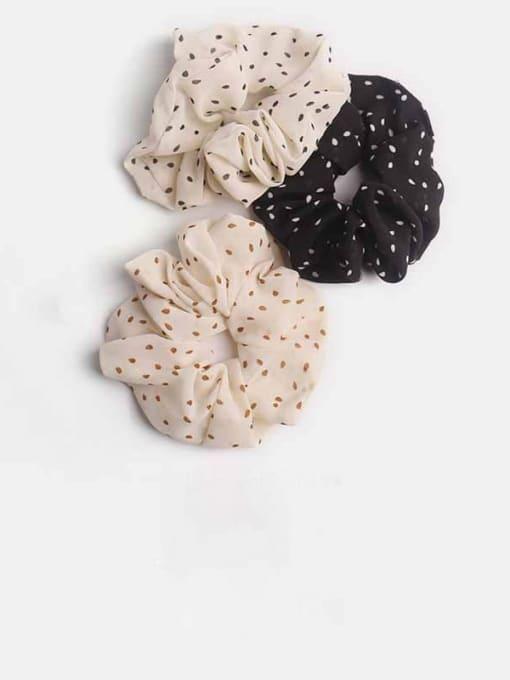 JoChic Fabric Minimalist Hair Barrette 2