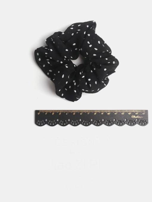 JoChic Minimalist Fabric  Hair Barrette 3