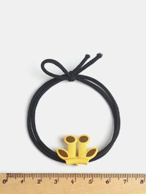 JoChic Cute Cartoon animal  Hair Rope 2