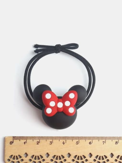 JoChic Large Mickey Hair Rope 1
