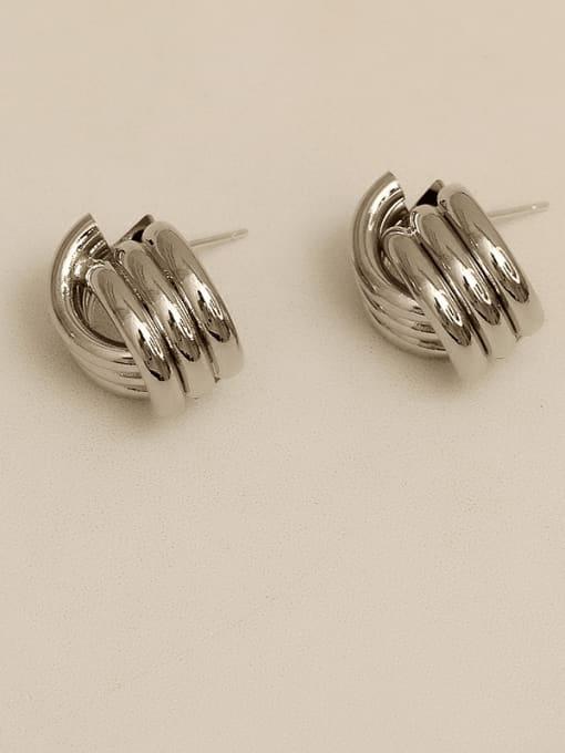 HYACINTH Alloy Geometric Earring 1