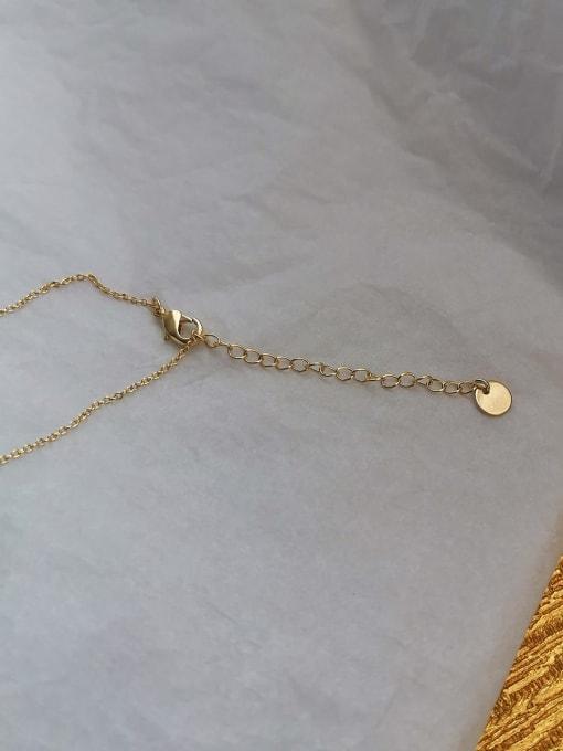 HYACINTH Copper Alloy Locket Dainty Necklace 2