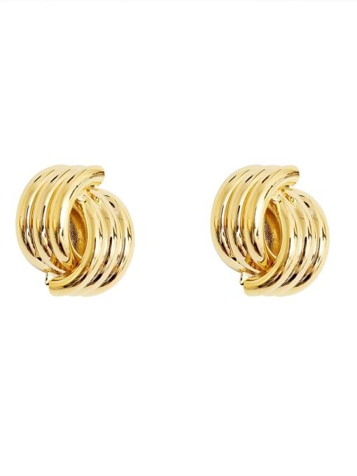 HYACINTH Alloy Geometric Earring 4