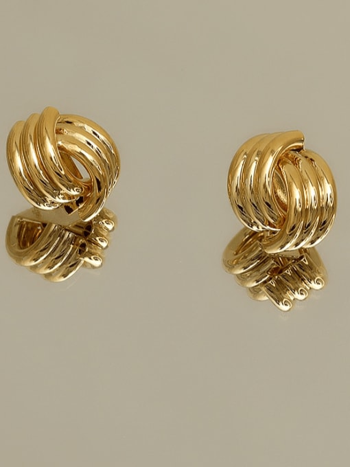 HYACINTH Alloy Geometric Earring 3