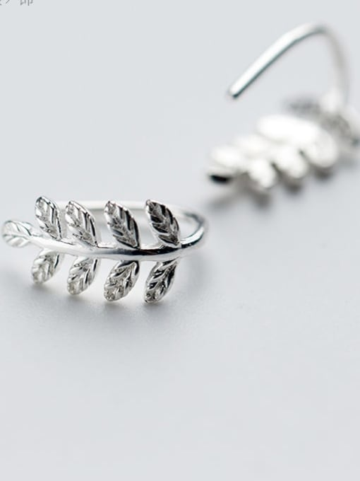 Rosh 925 Sterling Silver Classic Stud Earring