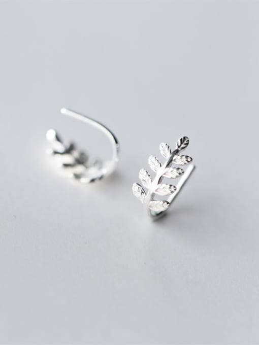 Rosh 925 Sterling Silver Classic Stud Earring 1