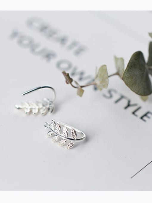 Rosh 925 Sterling Silver Classic Stud Earring 3