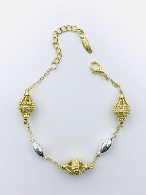 VIENNOIS Zinc Alloy Irregular Bracelet 0